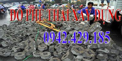 Dịch vụ đổ phế thải tại Hà Nội
