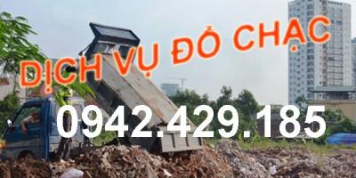 Dịch vụ đổ phế thải xây dựng